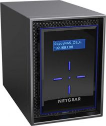 Cетевой дисковый массив Netgear RN42200-100NES