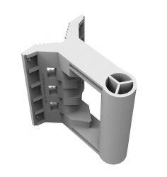 Крепление Mikrotik QuickMOUNT Extra для монтажа точек доступа SXT, OmniTik, BaseBox, DynaDish
