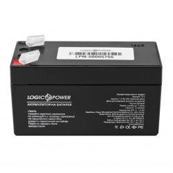 Аккумуляторная батарея LogicPower LPM 12V 1.3AH (LPM 12 - 1.3 AH) AGM