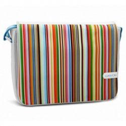 "Сумка для ноутбука Canyon Messenger Color Stripes (CNL-NB08S) 13,3"""