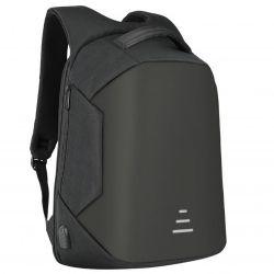 Рюкзак Zupo Crafts ZC-05 Black (LP9479) антивор