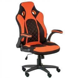 Кресло офисное Special4You Kroz black/red