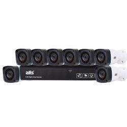 Комплект видеонаблюдения ATIS kit 8ext 2MP