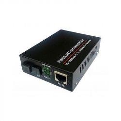 Медиаконвертер FoxGate EC-B-0.1-1SM-1550nm-20 LFP