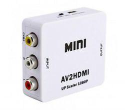 Конвертер видеосигнал ATIS AV2HDMI mini AV-HDMI