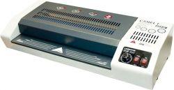 Ламинатор A3, D&A Camel 1, White/Blue, 250 мкм, холодное ламинирование, регулирование температуры, реверс, 501 x 245 x 89 мм, 7 кг (1110102020806)