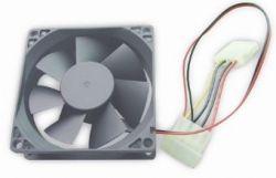 Вентилятор Gembird 80х80х25мм Sleeve 4pin (FANCASE-4)