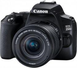 Canon EOS 250D + объектив 18-55 IS Black (3454C007AA) <укр>