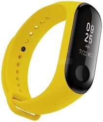 Ремешок Armorstandart для Xiaomi Mi Band 4/3 Yellow (ARM51833)
