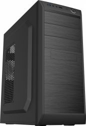 Корпус GameMax MT524-NP-U3 Black без БП