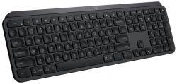 Клавиатура Logitech MX Keys Wireless Illuminated Black (920-009417) - Картинка 1