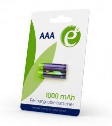Аккумулятор EnerGenie AAA/HR03 Ni-MH 1000 mAh BL 2шт