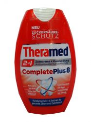 Зубная паста Theramed Complete Plus 8, 75 мл  (Германия)