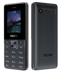 Tecno T301 Dual Sim Black (4895180743320)