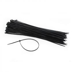 Стяжки Cablexpert NYTFR-300x3.6 (100шт) черный