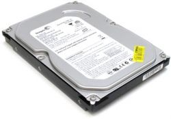 HDD IDE  160Gb Seagate Barracuda 7200.10 7200rpm 2MB (ST3160215A) гар. 12 мес.
