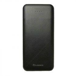 Универсальная мобильная батарея Florence Energy 10000mAh Black (FL-3022-K)