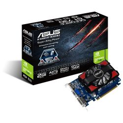 GF GT 730 2GB DDR3 ASUS (GT730-2GD3) Refurbished