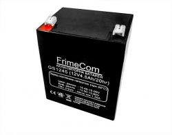 Батарея для ИБП 12В 4,5Ач FrimeCom GS1245 Black