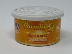 Органический ароматизатор воздуха Paradise Air Vanilla Beach (PA1009)