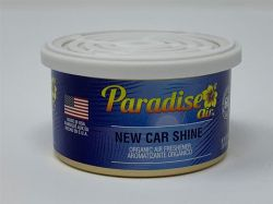 Органический ароматизатор воздуха Paradise Air New Car Shine (PA1006)