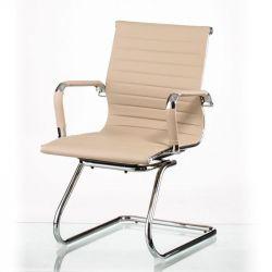 Кресло офисное Special4You Solano office artleather beige E5906