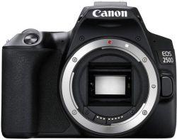 Фотоаппарат цифровой Canon EOS 250D + объектив Kit 18-55 DC III Black (3454C009) <укр> - Картинка 2