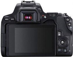 Фотоаппарат цифровой Canon EOS 250D + объектив Kit 18-55 DC III Black (3454C009) <укр> - Картинка 3