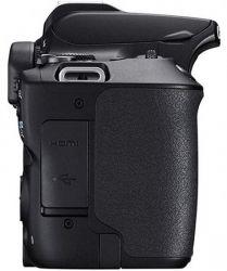 Фотоаппарат цифровой Canon EOS 250D + объектив Kit 18-55 DC III Black (3454C009) <укр> - Картинка 5