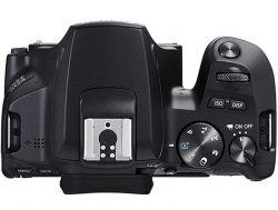 Фотоаппарат цифровой Canon EOS 250D + объектив Kit 18-55 DC III Black (3454C009) <укр> - Картинка 8