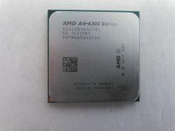 AMD A4 X2 6300B (Socket FM2) Tray (AD630BOKA23HL) из разборки