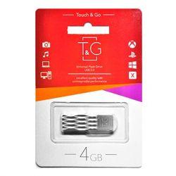 USB Flash Drive 4Gb T&G 103 Metal series / TG103-4G
