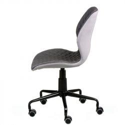 Кресло офисное Special4You Ray grey E5944 - Картинка 3
