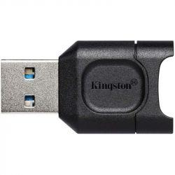 Кардридер USB3.2 MobileLite Plus microSD Black (MLPM)