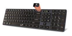 Клавиатура Genius SlimStar 126 Black USB (31310017407) - Картинка 1