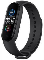 Фитнес-браслет Xiaomi Mi Band 5 Black Global_