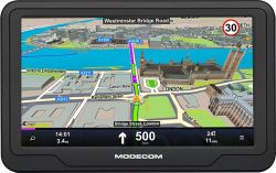 Авто GPS-Навигатор Modecom Device FreeWAY SX2HD MapFactor (NAV-FREEWAYSX2HD-MF-EU)