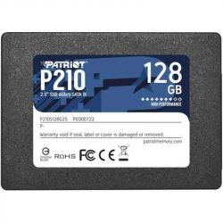 """SSD  128GB Patriot P210 2.5"""" SATAIII TLC (P210S128G25)"""