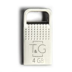 USB 4GB T&G 113 Metal Series (TG113-4GG)