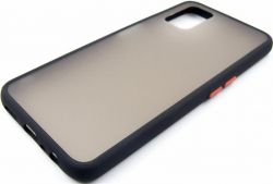 Чeхол-накладка Dengos Matt для Oppo A52/A72 Black (DG-TPU-MATT-51) - Картинка 3