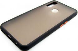 Чeхол-накладка Dengos Matt для Oppo A31 Black (DG-TPU-MATT-49) - Картинка 2