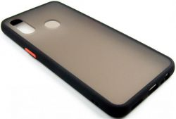 Чeхол-накладка Dengos Matt для Oppo A31 Black (DG-TPU-MATT-49) - Картинка 3