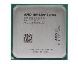 Процессор AMD A8 X4 5500 (Socket FM2) Tray (AD550B0KA44HJ) из разборки - Картинка 1