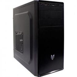 Корпус FSP CMT130, Black, без БП, Mid Tower, для ATX / micro ATX / mini ITX