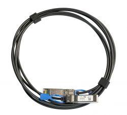 Кабель MikroTik XS+DA0001 (SFP, SFP+, SFP28, 1m, direct attach)