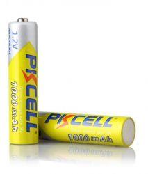 Аккумулятор PKCELL Ni-MH AAA/HR03 1000 mAh BL 2шт