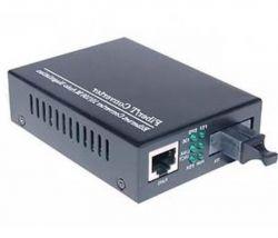 Медиаконвертер Merlion MLMC100M/1550 WDM