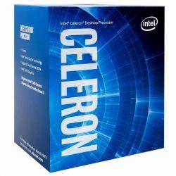 Процессор Intel Celeron (LGA1200) G5920, Box, 2x3,5 GHz, UHD Graphic 610 (1050 MHz), L3 2Mb, Comet Lake, 14 nm, TDP 58W (BX80701G5920)