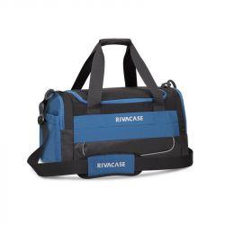 Дорожная сумка RivaCase 5235, Black/Blue, 30 л, нейлон, 480x280x260 мм