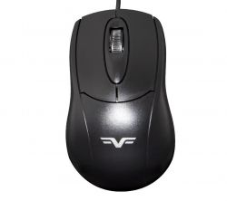 Мышь Frime FM-070B Black 1.3м USB_спец